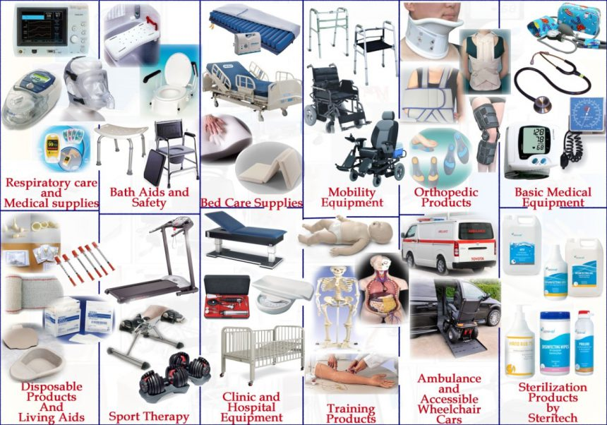 p&f medical Supply – We Supply Your needs On demand